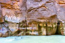 Zion National Park Utah The Narrows Slot Canyon