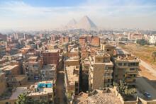 Living Quarters Of Giza