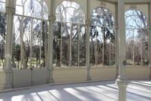 Palacio De Cristal, Retiro De Madrid