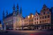 The City Hall of Leuven, Belgium