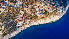 Turkey, Southern Coast, Aerial Views
