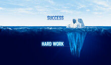 Hard Work Is Hidden Behind Every Success.
