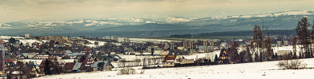 Fototapeta Klikuszowa Podhale
