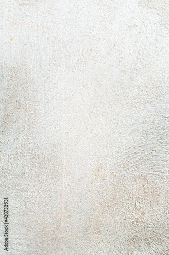 White old cement wall concrete backgrounds textured - fototapety na wymiar
