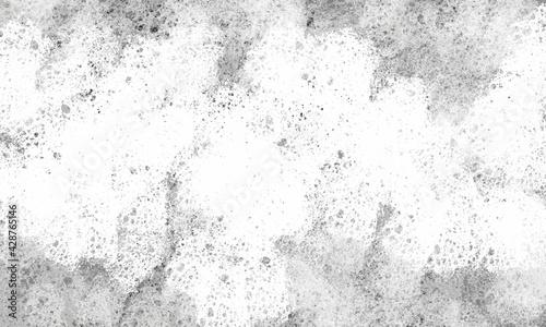 Fotografía Black and white monochromatic concrete texture digital illustration