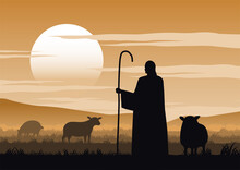 Jesus Christ Said About The Shepherd