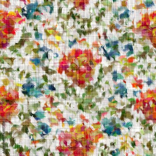 Tapety Prowansalskie  tlo-motyw-akwarela-kwiat-recznie-malowane-ziemisty-kaprysny-wzor-nowoczesna-tkanina-lniana-w-kwiaty-na-wiosenny-letni-wystroj-domu-dekoracyjna-kolorowa-natura-w-stylu-scandi-na-calym-nadruku