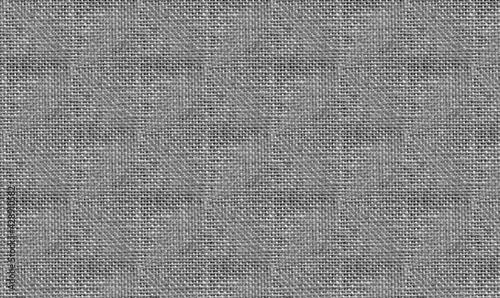 Obraz Textura de tela vaquera en color gris - fototapety do salonu