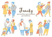 家族のイラスト_セット03