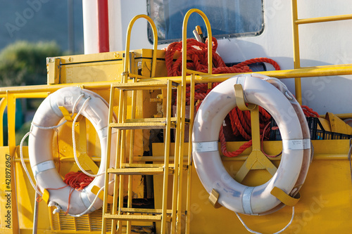 barche a vela, randa, funi, cime, spiaggia, mare, navigare Wallpaper Mural