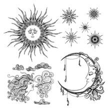 Tattoo Set Of Frames