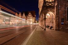 Bremen Nachtfotografie