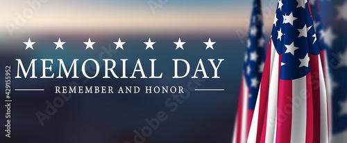 Memorial Day - fototapety na wymiar