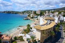Cala Mayor, Beach And Resorts, Palma De Mallorca, Spain