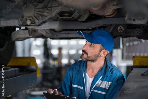 Fotografia Service repair maintenance concept