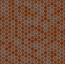 The Seamless Beehive Pattern, Wooden Floor Texture, Abstract Background