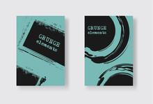 Set Of Flyer Templates. Brochure Design Template