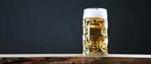 Masskrug Mit Bier