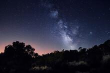 Vía Láctea En El Paraiso
