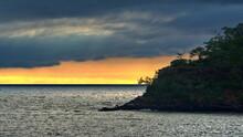 Rocky Islet Near Elizabeth Bay, Isabela Island, Galapagos, Ecuador