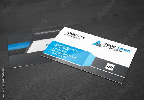 Fototapeta Bule Business Card obraz