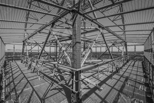 Fototapeta Góra Donas o jej wieża 2 obraz