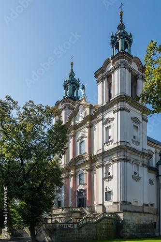 Kościół na Skałce - fototapety na wymiar