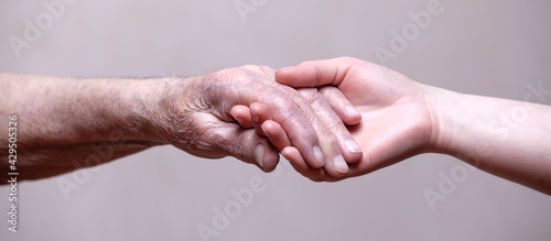 Fotografie, Obraz Helping hands.