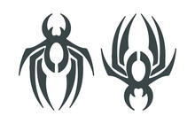 Templates Of Spiders For Tattoos And Design