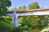 Lądek Zdrój, jedyny kryty most w Polsce, ciekawostka architektoniczna