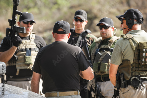 Foto Special Anti-Terrorist Unit