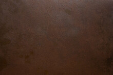 The Background Of Rusty Iron Plate Texture.