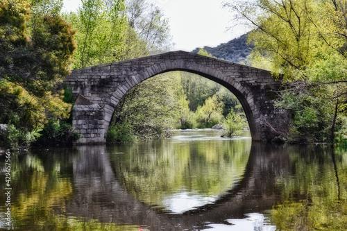 Fotografie, Obraz pont romain