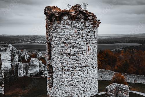 Fototapeta Wieża obraz