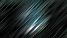 暗い緑と光のメタルなライングラデーションの背景イラスト