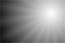 黒と白の輝き背景