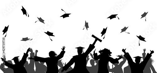 Fotografering Graduation event ceremony