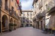 views of elciego basque town, Spain
