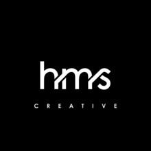 HMS Letter Initial Logo Design Template Vector Illustration