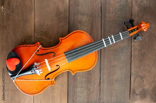 Instrument muzyczny, skrzypce