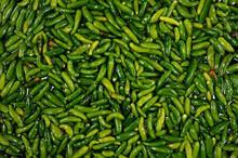 Chiles Serranos Para Salsa Verde