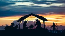 Szopka Wigilijna, Narodzenie Jezusa
