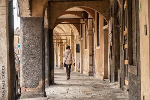 Obraz na plátně Beautiful view of Padova City. Padova, ITALY.