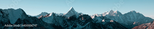 Fotografie, Obraz Himalaya