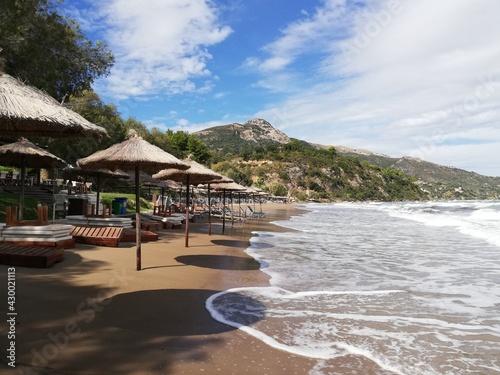 Obraz Sea, Grecja, Zakynthos, Wakacje. - fototapety do salonu