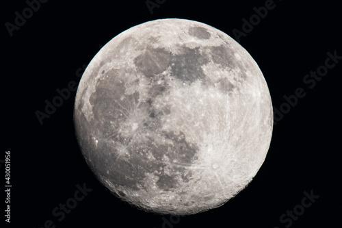 Fotografie, Obraz full moon in the night