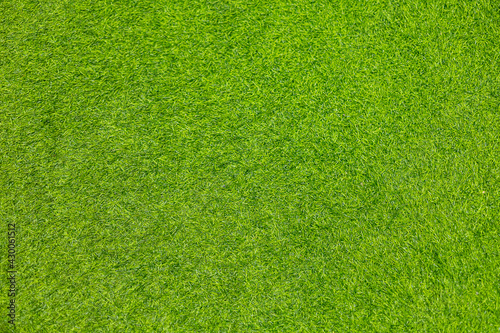 Obraz Green artificial grass nature use for background - fototapety do salonu