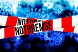 Corona Virus Pandemie und die Notbremse