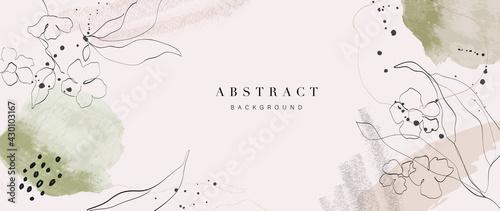 Fotografía Abstract art background vector