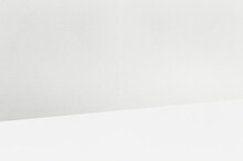 White Product Backdrop Wall